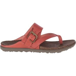 Merrell Around Town Luxe Buckle Thong Sandal